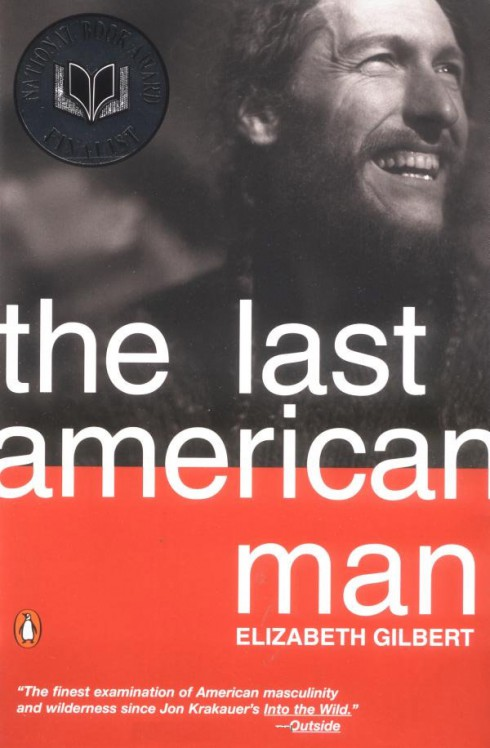 The Last American Man book cover