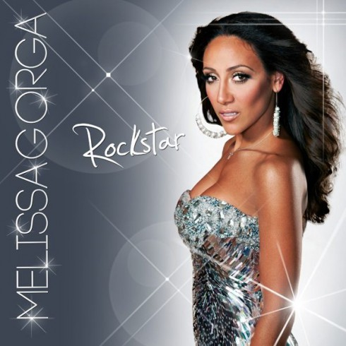 Melissa Gorga Rockstar single cover artwork