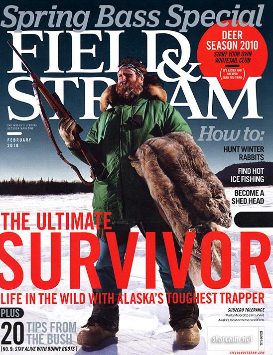 Mountain Men's Marty Meierotto covers Field & Stream