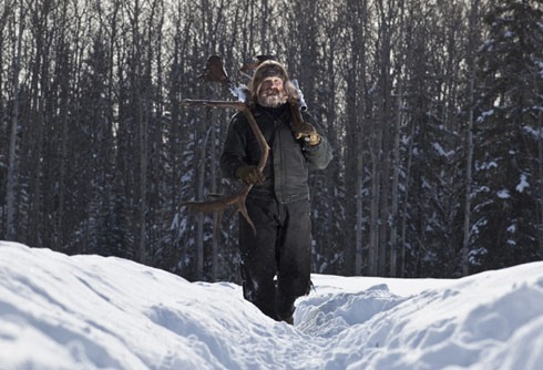 Alaskan Mountain Men star Marty Meierotto