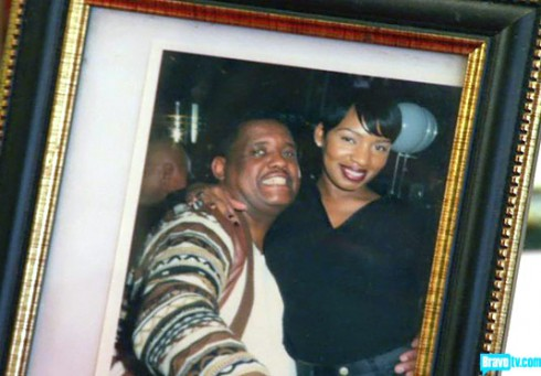 NeNe Leakes and Greg Leakes old photo