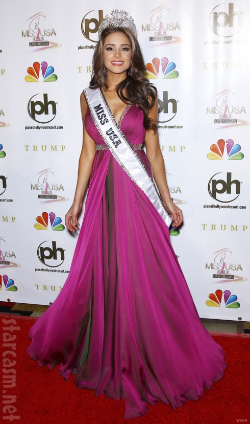2012 Miss Rhode Island Olivia Culpo crowned Miss USA 2012