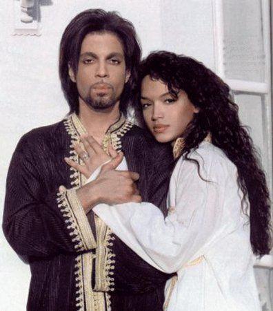 Image result for prince and mayte