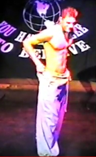 Channign Tatum stripper photo
