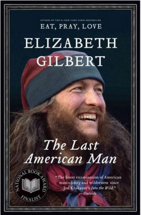 Book about Mountain Men star Eustace Conway titled The Last American Man