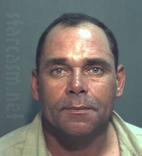 Mug Shot Trapper Joe Swamp People
