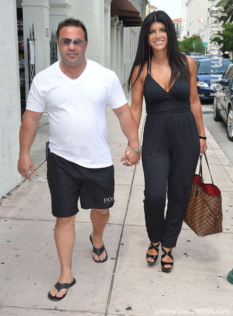 Joe Giudice facing jail, with Teresa