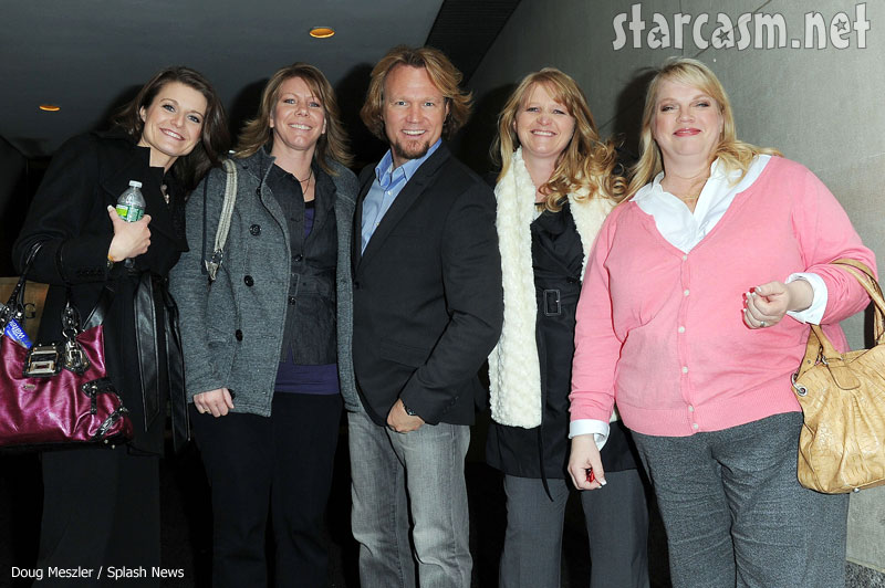 Starcasm Staff ; | Related : Kody Brown , Relationships , Sister Wives