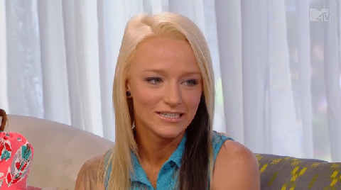 Is Maci Bookout jealous of Ryan's new girlfriend Dalis Connell