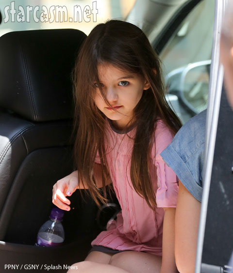 Suri Cruise scientoligst
