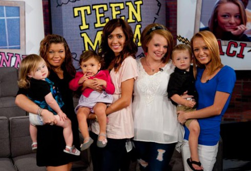 Teen Mom original cast