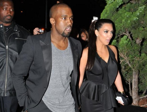 Kanye West and Kim Kardashian attend opening of Scott Disick's RYU Restaurant in NYC