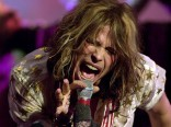 Steven Tyler performs on American Idol