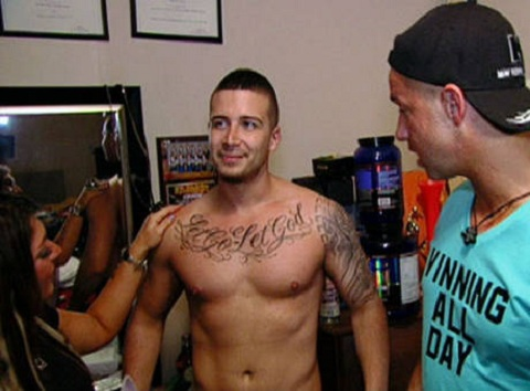 Vinny Guadagnino's Tattoo Reveal