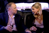 Vicki Gunvalson and Brooks Ayers on Real Housewives of Orange County season 7