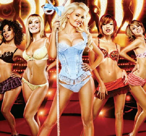 Holly Madison in Peepshow