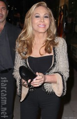 Adrienne Maloof at the Kyle By Alene Too store opening party