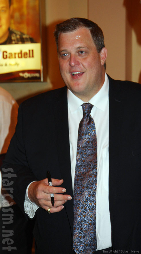 Thinner Billy Gardell of Mike and Molly after losing more than 50 pounds