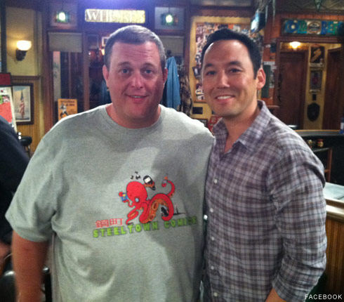 Billy Gardell after weight loss