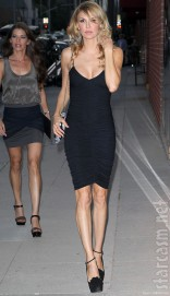 Brandi Glanville at Kyle Richards' Kyle By Alene Too store opening party