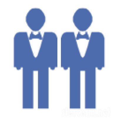 Facebook gay marriage timelline icons grooms