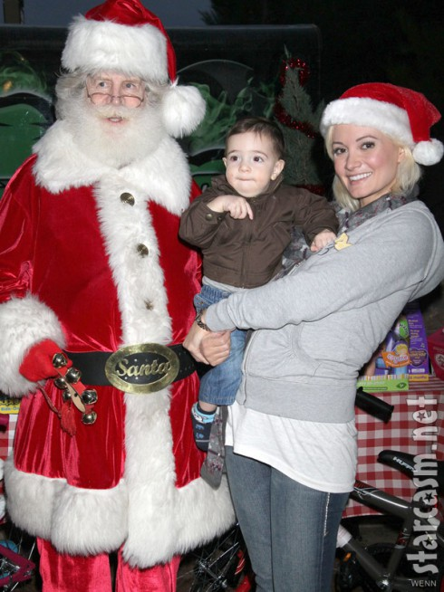 Holly Madison adopting a baby according to reports