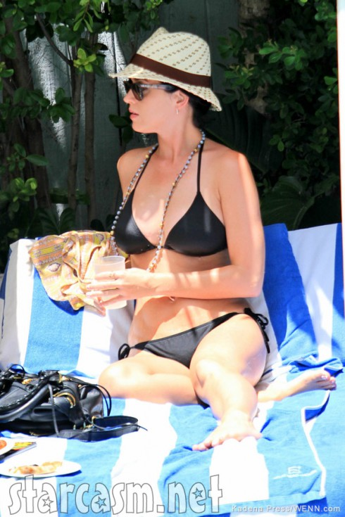 Sexy Katy Perry bikini photo from Miami