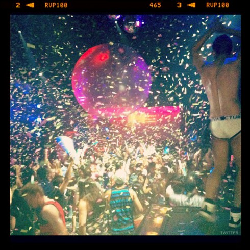 Krave Las Vegas Rush Fridays