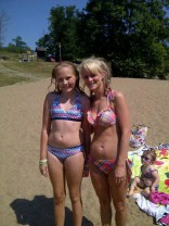 Picture of Leah Messer in a bikini 2012