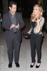 Paul Nassif and Adrienne Maloof at Kyle Richards&#039; Kyle By Alene Too store opening party