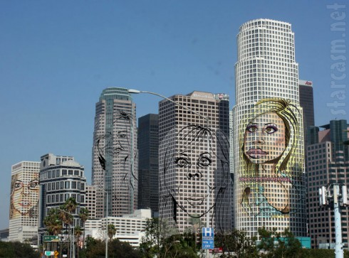 Los Angeles buildings may soon have murals of the Real Housewives of Orange County