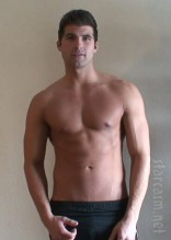 Shane the stud from BB14 shirtless