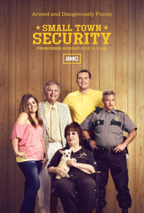 Small Town Security cast photo