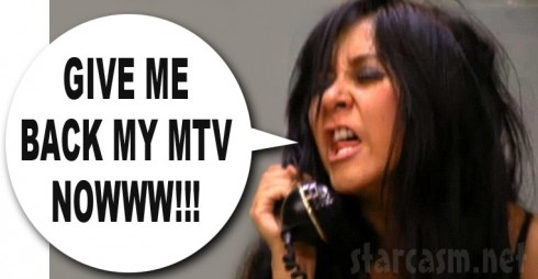 Snooki on Viacom DIRECTV contract dispute