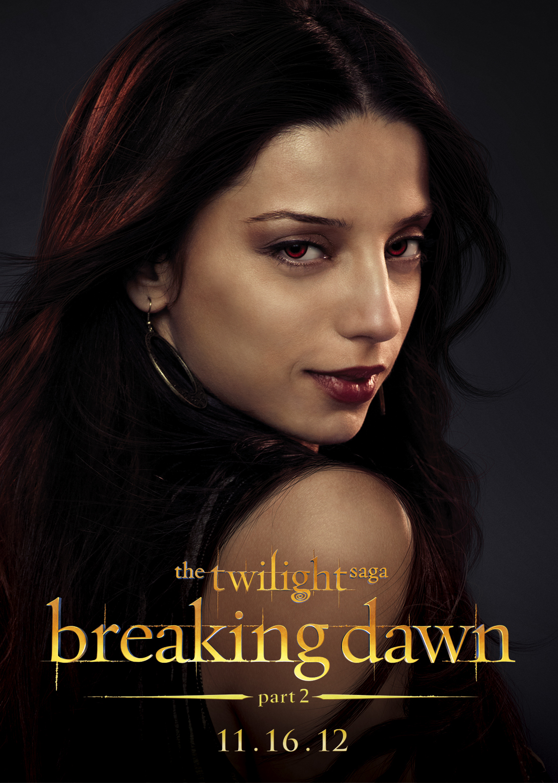 Lisa Howard Twilight Lisa Howard as Siobhan of The