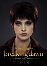 Twilight Saga Breaking Dawn Ashley Greene Alice Cullen character poster
