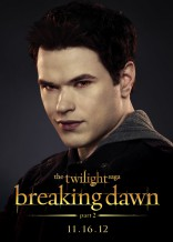 Twilight Saga Breaking Dawn Part 2 Kellan Lutz Emmett Cullen character poster
