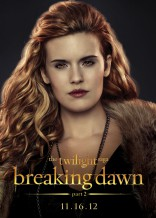 Twilight Saga Breaking Dawn Maggie Grace Irina character poster