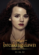 Twilight Saga Breaking Dawn Marlane Barnes Maggie character poster