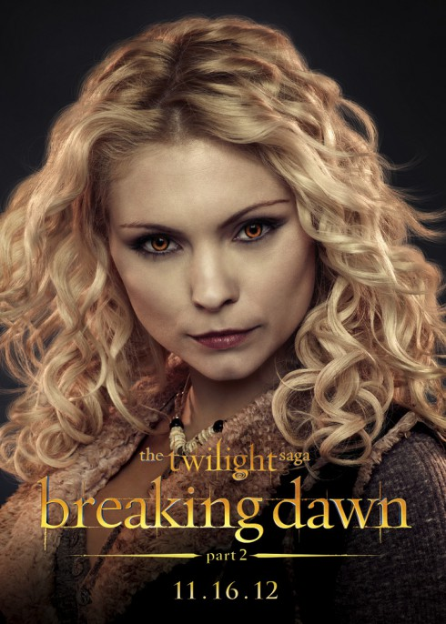 Twilight Saga Breaking MyAnna Buring Tanya character poster Denali clan