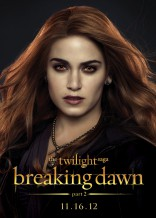 Twilight Saga Breaking Dawn Nikki Reed Rosalie Hale character poster