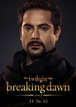 Twilight Saga Breaking Dawn Part 2 Omar Metwally Amun character poster