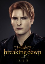Twilight Saga Breaking Dawn Part 2 Peter Facinelli Dr. Carlisle Cullen character poster