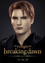 Twilight Saga Breaking Dawn Part 2 Peter Facinelli Dr. Carlisle Cullen character poster