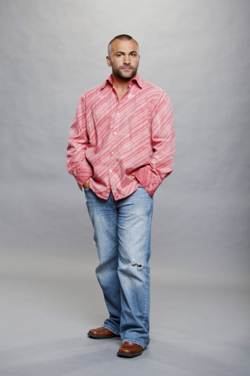 Willie Hantz Big Brother 14