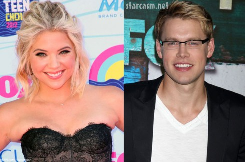 Chord Overstreet Ashley Benson Pretty LIttle Liars