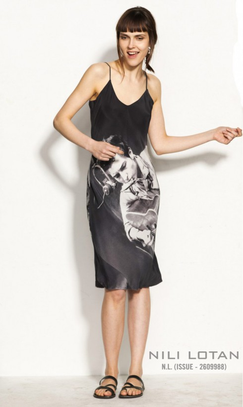 Bob dylan dress from Nili Lotan