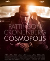 Cosmopolis Poster Robert Pattinson release date August 17