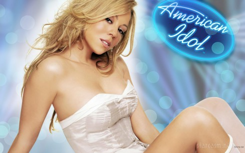 Mariah Carey American Idol wallpaper photo