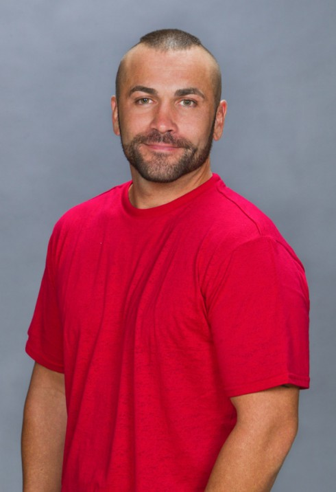 Big Brother 14 Willie Hantz evicted expelled tossed out after headbutting Joe